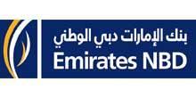 Logo of Emirates NBD
