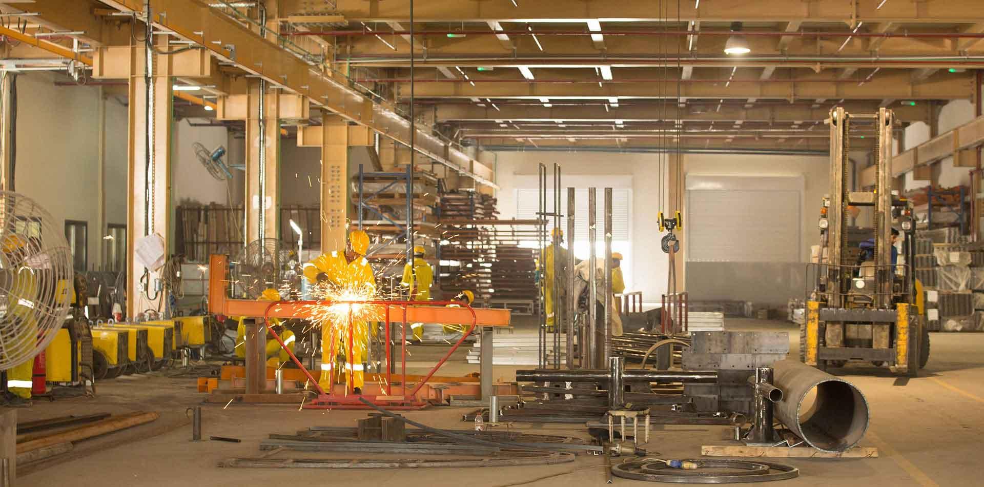 Gantry Factory of Joseph Group