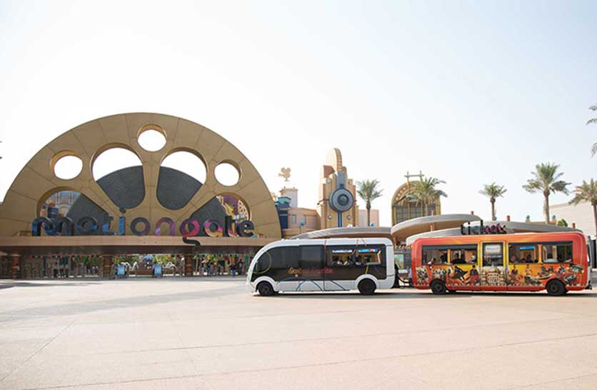 Entrance image of Bollywood parks